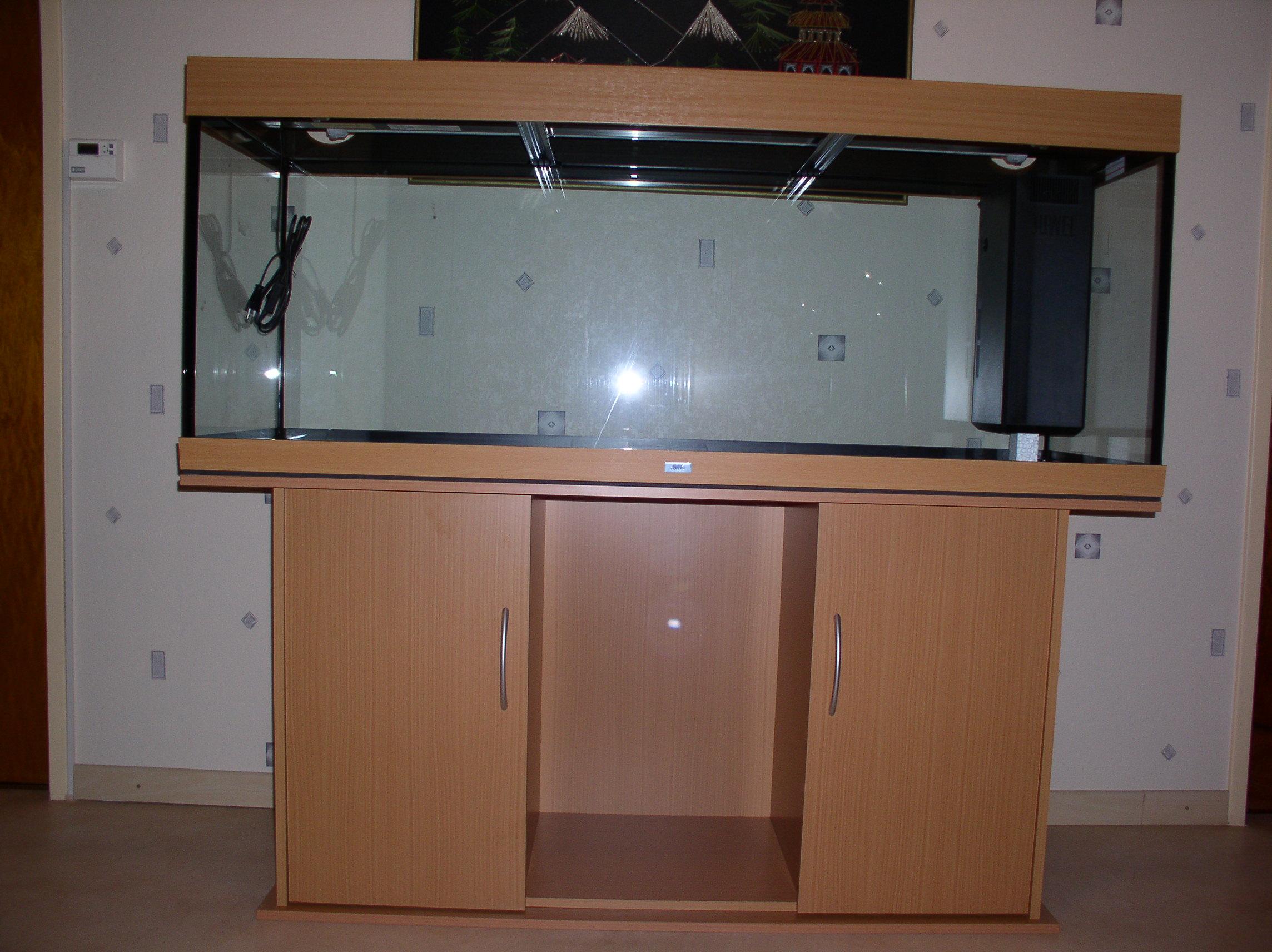 Aqua poissons galerie 1 - Aquarium 350 litres complet meuble et poissons ...