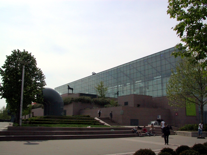 Strasbourg - Musee art moderne strasbourg ...